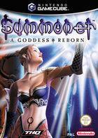 Portada oficial de de Summoner: A Goddess Reborn para GameCube