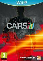 Portada oficial de de Project Cars para Wii U