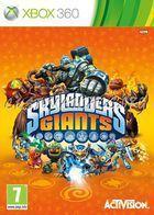 Portada oficial de de Skylanders Giants para Xbox 360