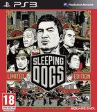 Portada oficial de de Sleeping Dogs para PS3