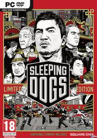 Portada oficial de Sleeping Dogs para PC