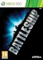 Portada oficial de de Battleship para Xbox 360