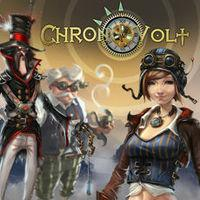 Portada oficial de Chronovolt PSN para PSVITA