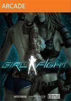 Portada oficial de de Girl Fight XBLA para Xbox 360