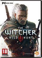 Portada oficial de de The Witcher 3: Wild Hunt para PC