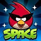 Portada oficial de de Angry Birds Space para iPhone
