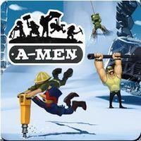 Portada oficial de A-men PSN para PS3