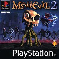 Portada oficial de Medievil 2 para PS One