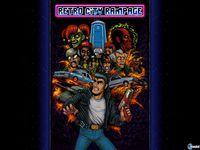 Portada oficial de Retro City Rampage PSN para PS3