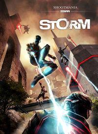 Portada oficial de ShootMania Storm para PC