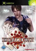 Portada oficial de de Breakdown para Xbox