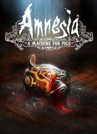 Portada oficial de Amnesia: A Machine for Pigs para PC
