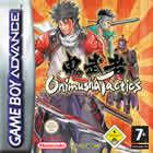 Portada oficial de de Onimusha Tactics para Game Boy Advance