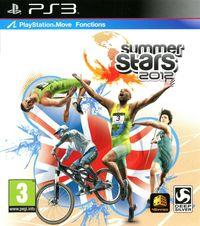 Portada oficial de Summer Stars para PS3