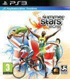 Portada oficial de de Summer Stars para PS3