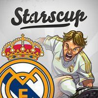 Portada oficial de Real Madrid Starscup para iPhone