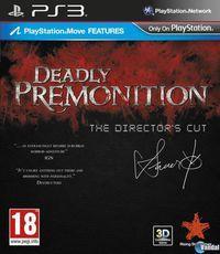 Portada oficial de Deadly Premonition: The Director's Cut para PS3