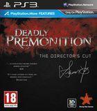 Portada oficial de de Deadly Premonition: The Director's Cut para PS3