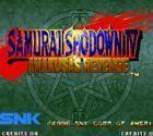 Portada oficial de de Samurai Shodown 4: Amakusa's Revenge CV para Wii