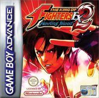 Portada oficial de King of Fighters Ex 2 para Game Boy Advance