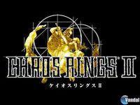 Portada oficial de Chaos Rings II para iPhone