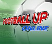 Portada oficial de Football Up Online eShop para Nintendo 3DS