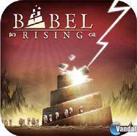 Portada oficial de Babel Rising PSN para PS3