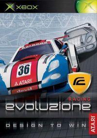 Portada oficial de Racing Evoluzione para Xbox