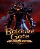Portada oficial de de Baldur's Gate: Enhanced Edition para PC