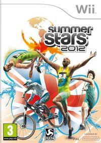 Portada oficial de Summer Stars para Wii