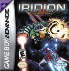 Portada oficial de de Iridion 3D 2 para Game Boy Advance