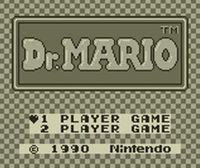 Portada oficial de Dr. Mario CV para Nintendo 3DS