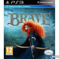 Portada oficial de Brave: El Videojuego para PS3