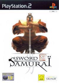 Portada oficial de Sword of the Samurai para PS2