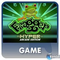 Portada oficial de Frogger: Hyper Arcade Edition PSN para PS3