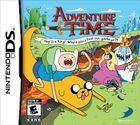 Portada oficial de de Adventure Time: Hey Ice King! Why'd you steal our garbage?! para NDS