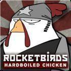 Portada oficial de de Rocketbirds: Hardboiled Chicken PSN para PSVITA