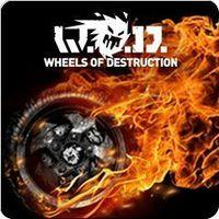 Portada oficial de Wheels of Destruction PSN para PS3