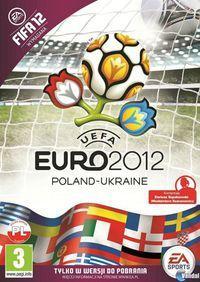 Portada oficial de UEFA Euro 2012 PSN para PS3
