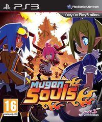 Portada oficial de Mugen Souls para PS3