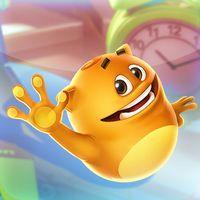 Portada oficial de Fibble – Flick 'n' Roll para iPhone