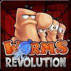 Portada oficial de de Worms Revolution PSN para PS3