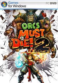Portada oficial de Orcs Must Die! 2 para PC