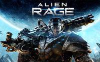 Portada oficial de Alien Rage PSN para PS3