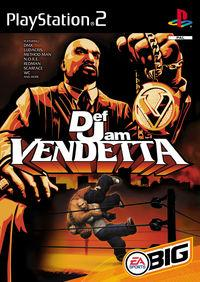 Portada oficial de Def Jam VENDETTA para PS2