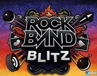 Portada oficial de Rock Band Blitz PSN para PS3
