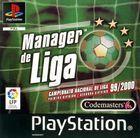 Portada oficial de de Manager de Liga para PS One