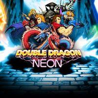 Portada oficial de Double Dragon: Neon PSN para PS3