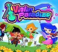 Portada oficial de Violin Paradise WiiW para Wii
