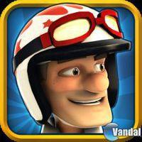 Portada oficial de Joe Danger Touch para iPhone